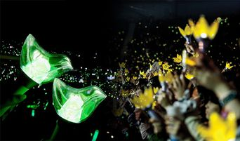 Which Group's Lightstick Glows The Longest?