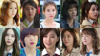 Kpopmap Charts: 10 Most Memorable Drama Roles Of Female Idols