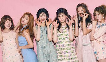 Idols' Ideal Types 2017 Compilation: LABOUM