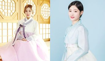 8 Celebrities Wearing Hanbok, Korean Traditional Dress
