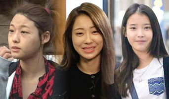 Can You Guess Female Celebrity From The No-Makeup Face?