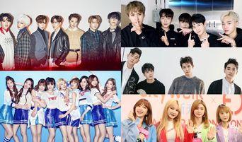 Upcoming K-Pop Comeback & Debut Lineup For October 2017