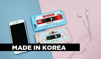 Made In Korea: SM Entertainment Idol iPhone Case Collection