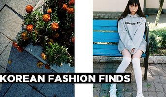 Korean Fashion Finds: Carhartt WIP Korea F/W Season