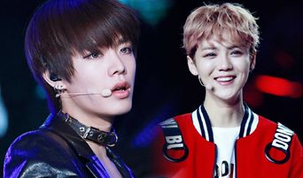 The 6 Most Captivating Eyes from Male Idols
