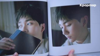 Unboxing : NU'EST W New Album 'W, Here - Where You At' Signed Album Unboxing