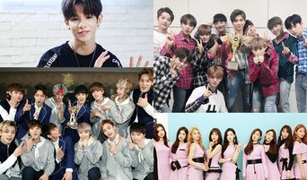 Upcoming K-Pop Comeback & Debut Lineup For November 2017