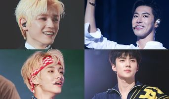NCT Members Reveal Which SM Idols Are Their Role Models