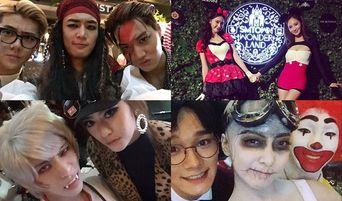 From Joker To Chucky, SM's Halloween 2015-2016