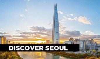 Discover Seoul: Lotte World Tower 'Seoul Sky'