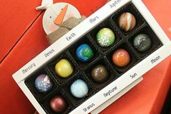 Made in Korea: PAPA Dessert's PAPA GALAXY Chocolate