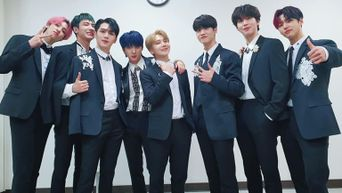 PENTAGON Members' Height, From Tallest To Shortest