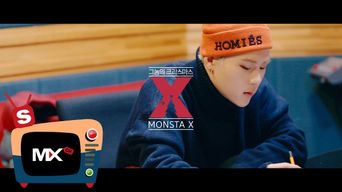 Video )) MONSTA X - Lonely Christmas