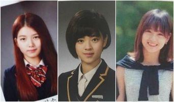 19 Adorable Graduation Yearbook Photos of Female K-Pop Idols
