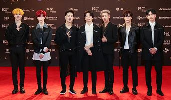 Who are the Tallest and the Smallest of GOT7?
