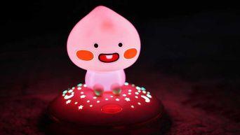 Made In Korea: Baskin Robbins 31 x KakaoFriends Night Lamp