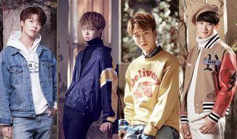 NEW KIDD Profile: J FLO Entertainment's Male Idol Quartet