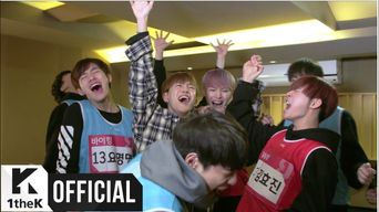 MV )) 9reat! - Stand By Me (MIXNINE Part.5)