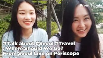 Talk about Seoul Travel: Where Should We Go?