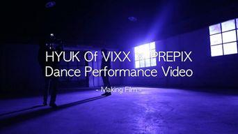Video )) VIXX Hyuk X PREPIX Performance Video Making Film