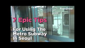 7 Epic Tips For Using The Metro Subway In Seoul