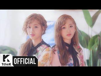 MV )) APRIL NaEun, JinSol - My Story