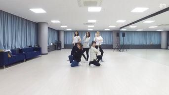 Video )) Red Velvet - Look (Dance Practice Ver.)