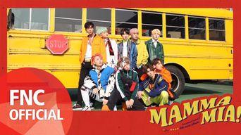 Teaser )) SF9 4th Mini Album 'MAMMA MIA!' Highlight Medley