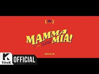 Teaser )) SF9 - MAMMA MIA #1 Short Film