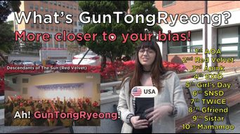 What's GunTongRyeong? React to Kpop Trendy Words!