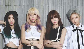 I.C.E Profile: HS Entertainment's Four Member Girl Group