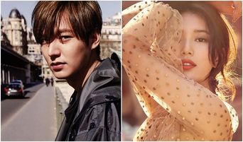 Suzy and Lee MinHo Reportedly Dating Again