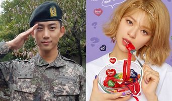 2PM's TaecYeon Replied To TWICE JeongYeon's Teaser In The Army