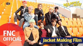 Video )) SF9 4th Mini Album 'MAMMA MIA!' Jacket Making Film