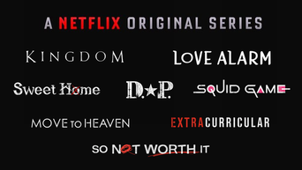 Which Korean Netflix Original Series Do You Like The Most?