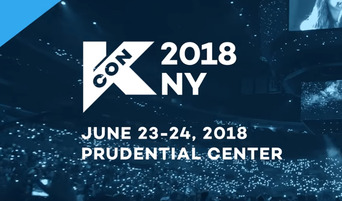 KCON 2018 NY (New York): Lineup