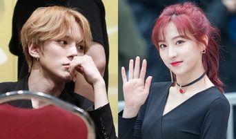 K-Pop Couple Fantasy: WJSN's EunSeo & MONSTA X's MinHyuk