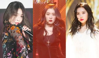 ChungHa Huge Fan of Irene and SunMi