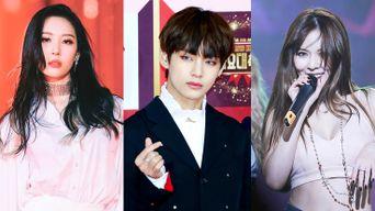 K-Pop Idols Who Looks Like Vampire In These Photos
