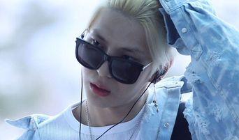 Airport Fashion 101: Leo of VIXX