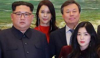 Analyst Says Red Velvet Irene Was Intentionally Placed Beside Kim JongUn In Photo