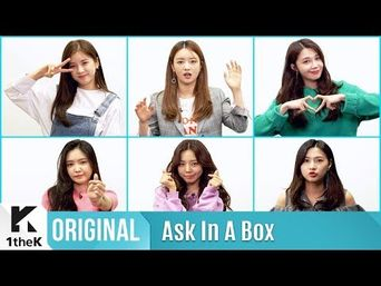 ASK IN A BOX: Apink - Miracle (Eng Sub)