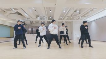 Dance Practice Video For EXO-CBX's New Title Track 'Blooming Day'