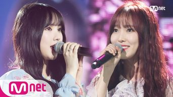 EunHa & YuJu - Spring Is Gone By Chance + jet'aime @KCON 2018 JAPAN