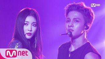 Samuel & ChungHa - Dance Perf. @KCON 2018 JAPAN