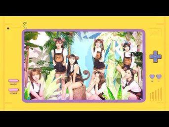 Teaser )) OH MY GIRL BANHANA POP-UP Album Preview