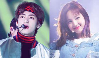 K-Pop Couple Fantasy: BTS's V & TWICE's NaYeon