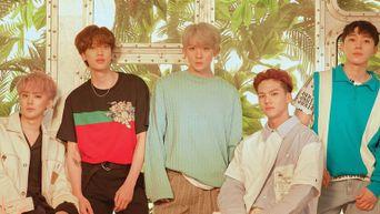 TEEN TOP Profile: T.O.P Media's Five Member Boy Band