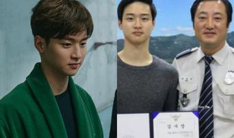 Actor Jang DongYoon's Past Heroism Intrigues Koreans