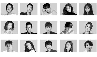 Top Actors From YG Entertainment